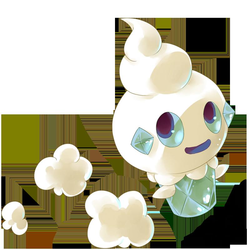 Renders Pokemons 02 Vanillite_by_pluffers-d48xgc0
