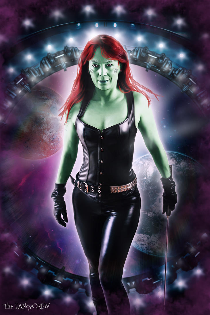 Gamora I by TheFANcyCrew
