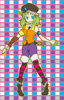 GUMI-chan by TOUSEI