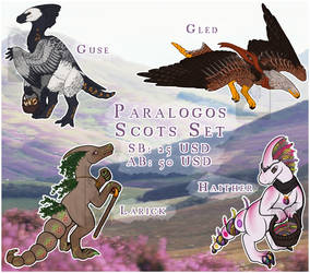 [PARA] JOINT SCOTS SET [OPEN 2/4] by absiste
