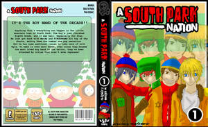 A South Park Nation vol.1 by ari2800