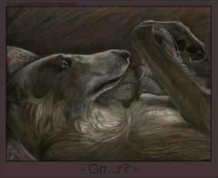 Grr...r? by Rowantis