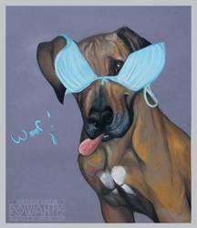 Woof! by Rowantis