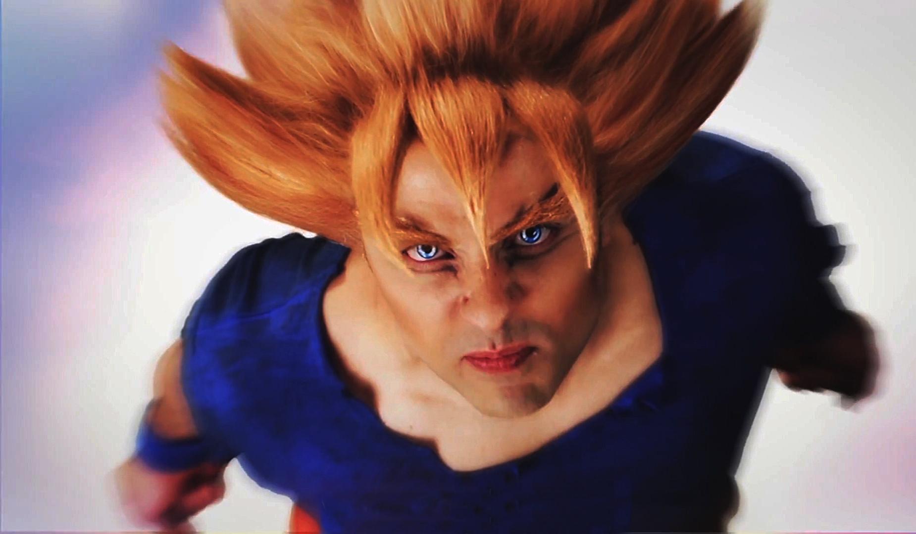 Goku Real Life Hair | www.imgkid.com - The Image Kid Has It!