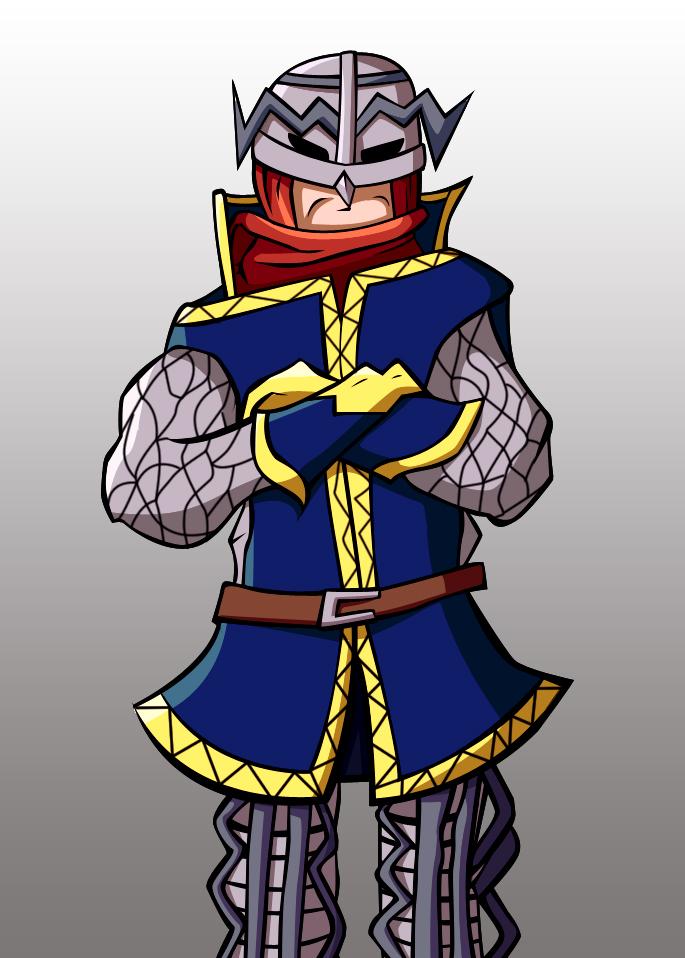 Knight by Fonzzz002