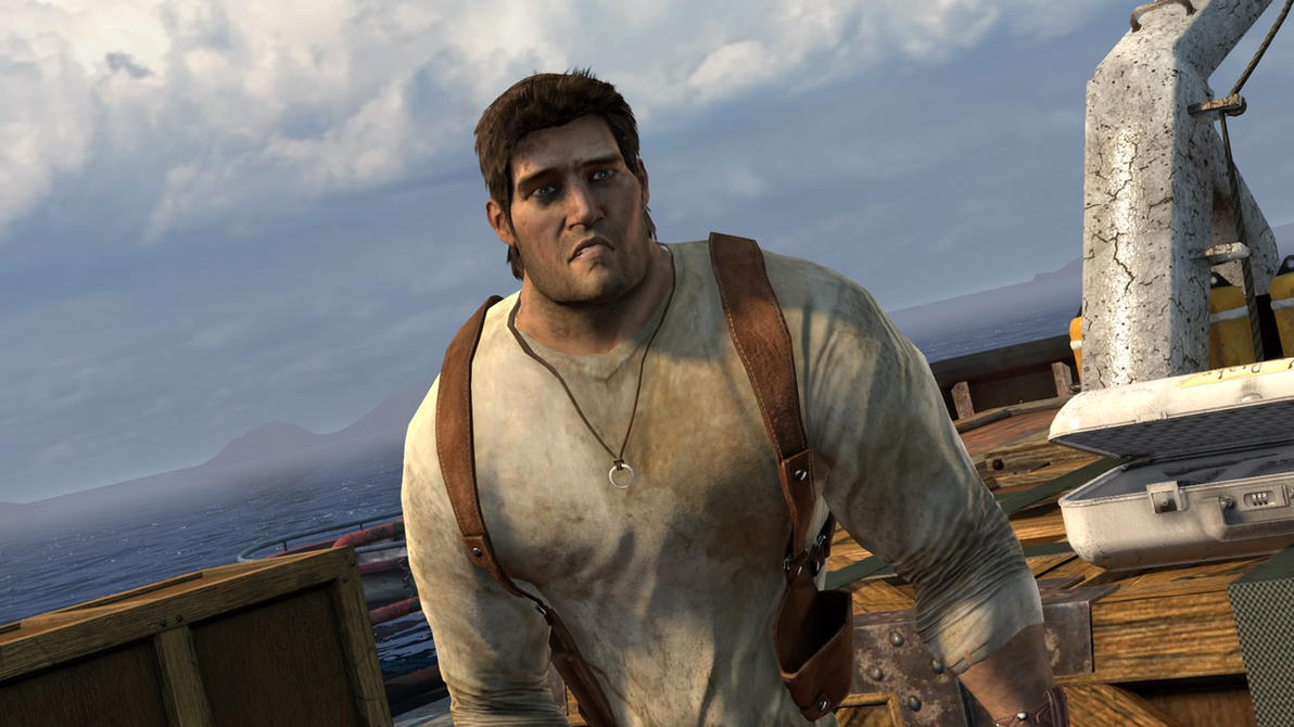 Uncharted 1 Drakes Fortune Screenshot 4 By Fonzzz002
