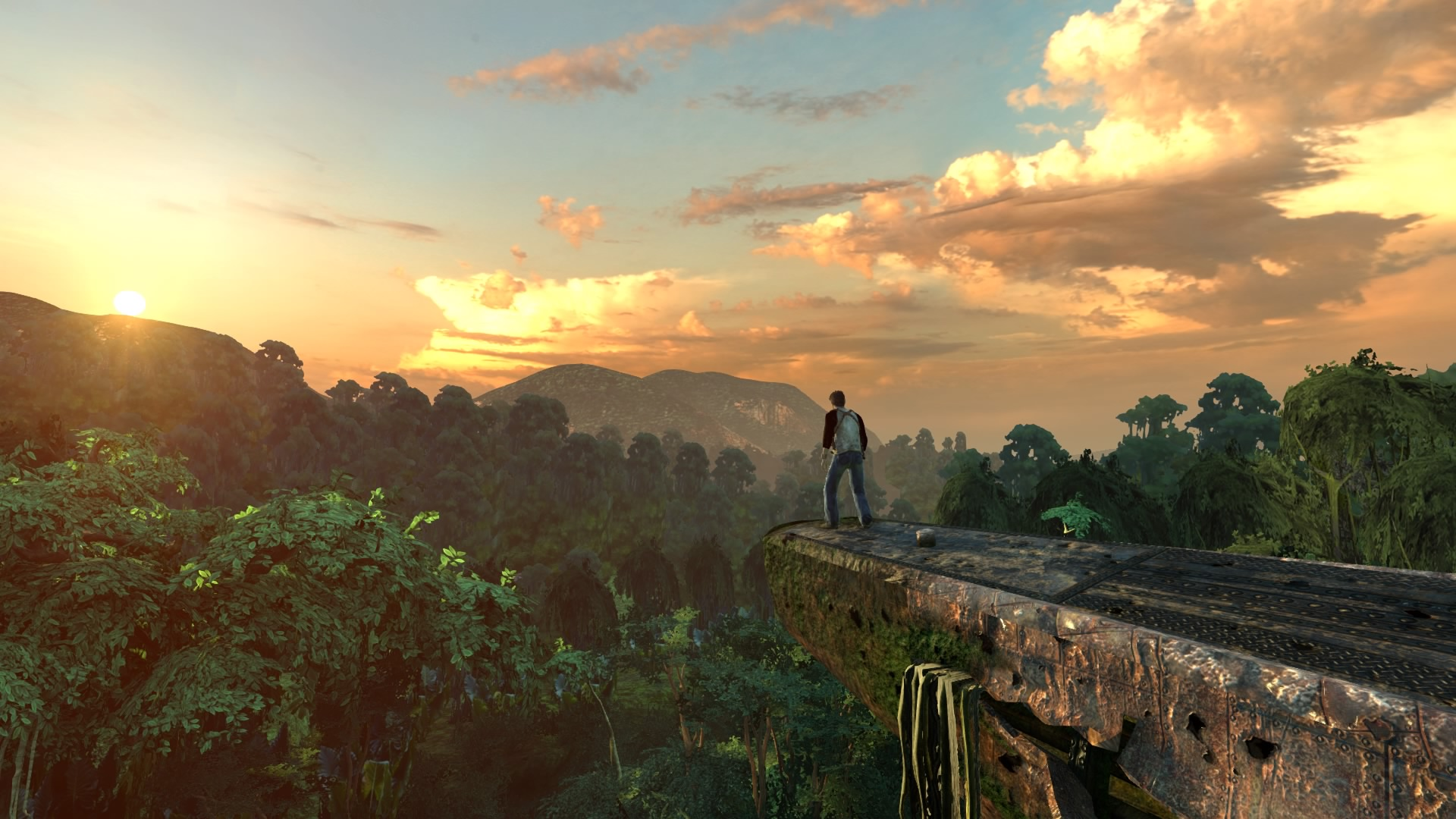 Uncharted 1 Drakes Fortune Screenshot 6 By Fonzzz002