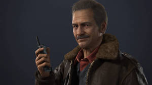 Uncharted 4 - Sully