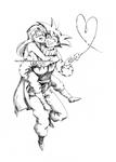 :Point Comm: Goku x Chichi