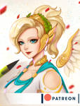 Mercy Winged Victory PATREON REWARD