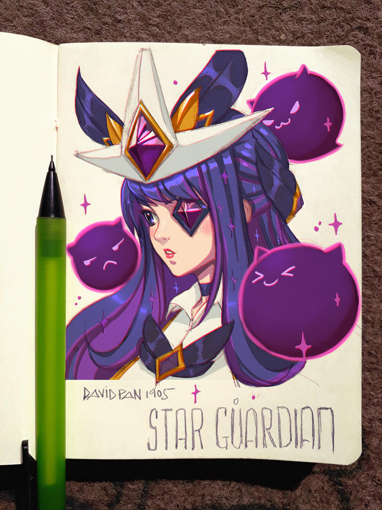 Syndra SG color by DavidPan