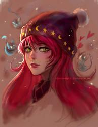 Athena by DavidPan