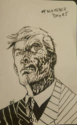 Two Face by mcvicker35