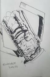 Galactus by mcvicker35