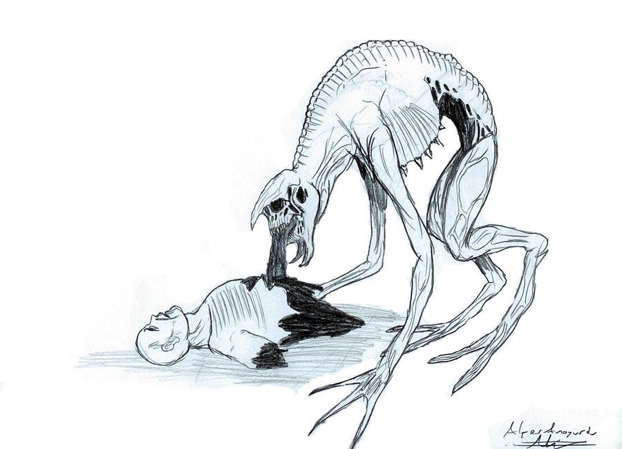 dead space - stalker by bloodypenalper