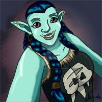 Avatar - 'Selfie' by artwithaporpoise