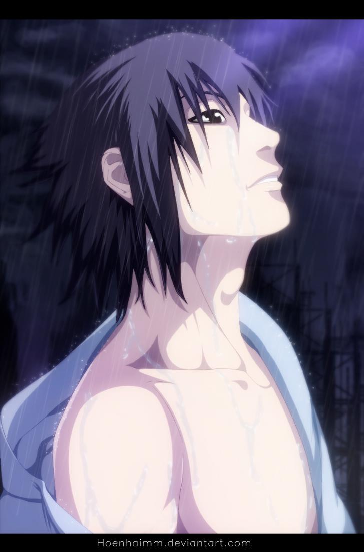 Sasuke by Hoenhaimm