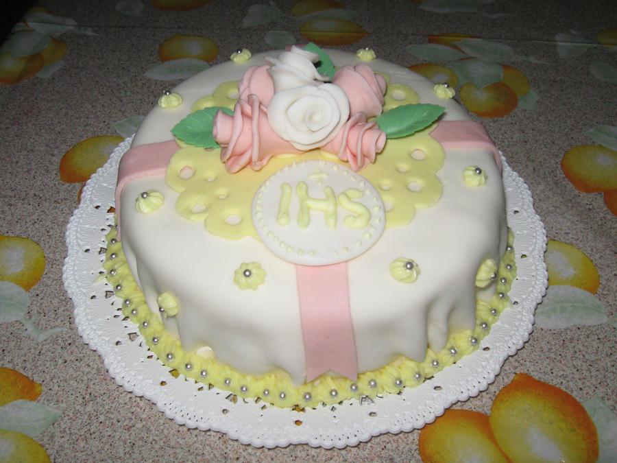 cake with fondant 2 by Vuvi on deviantART