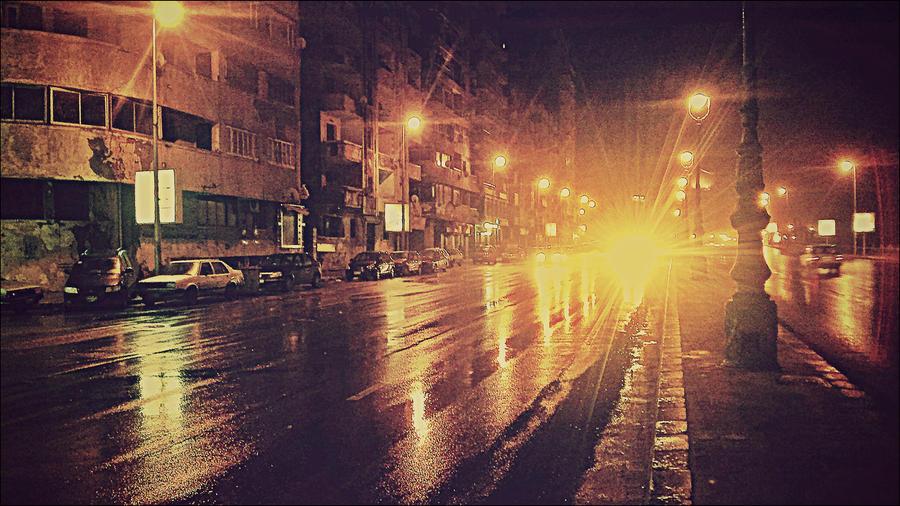 Alexandria Egypt by PoetVager