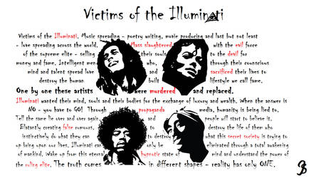 Victims of the Illuminati by Jocef