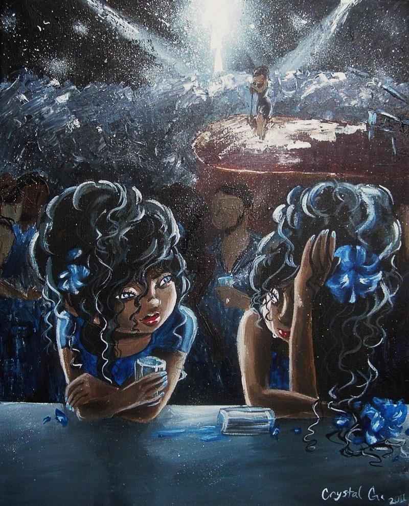 The Blues by mizu-shimma