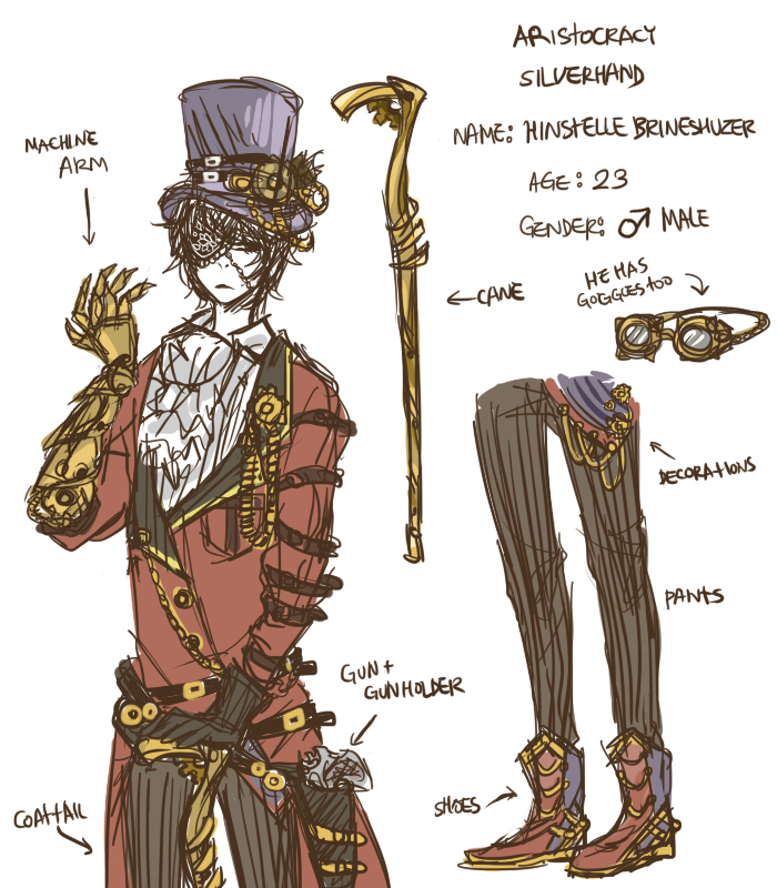 Steampunk design by chaoticnonchalant on deviantart for What is steampunk design