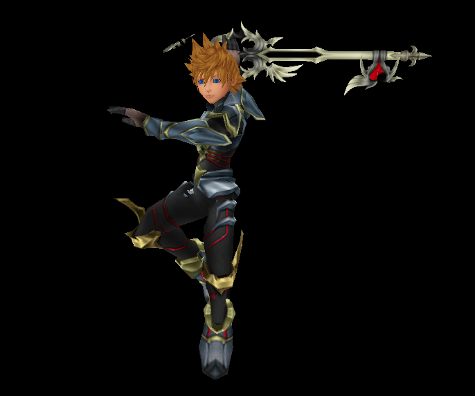 The gallery for --> Ventus Kingdom Hearts Armor
