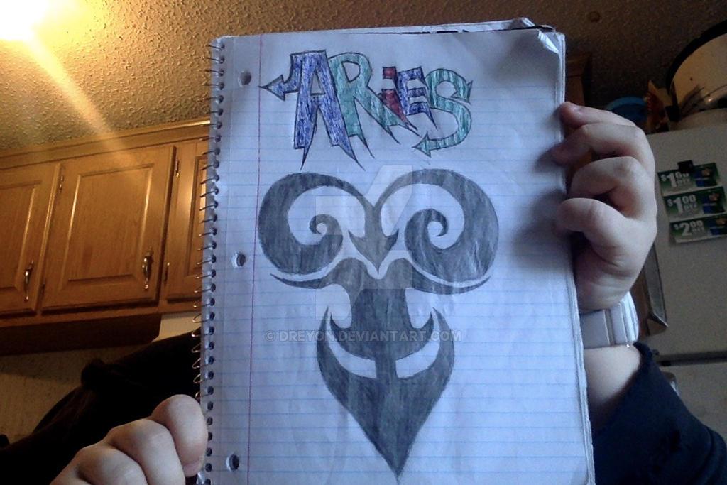 Zodiac: Aries by Dreyon
