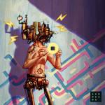 Betteo. Medio Robot by Dian3