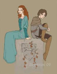 The Stark Sisters by Algesiras
