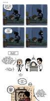 Pet Wendigo strip 25: W is for... part 4