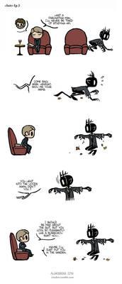Pet Wendigo strip 27 - Suit - Part 3