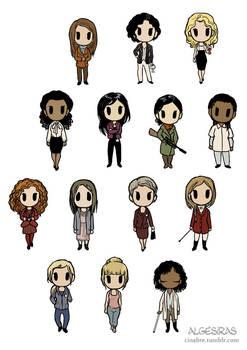 14 Ladies of Hannibal