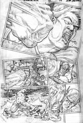 The Immortal Hulk # 07 Page # 04 Pencils