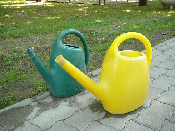 Watering cans 2 by Laos7