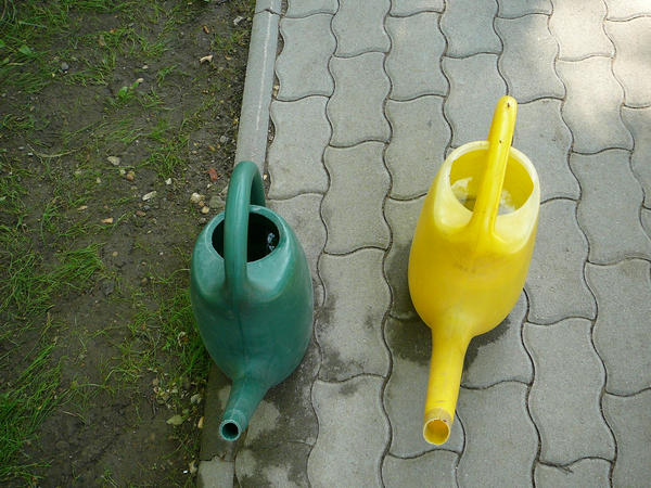 Watering cans 4 by Laos7