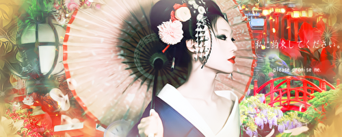 Geisha by ZenitZ