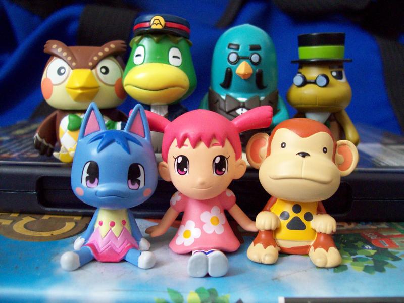Animal Crossing Friends by DreamOfYou