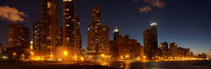 Chicago Lake Front by DreamOfYou