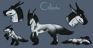 [WoR] Callandre Art Sheet