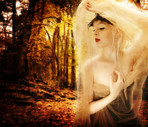 Miss October Bride