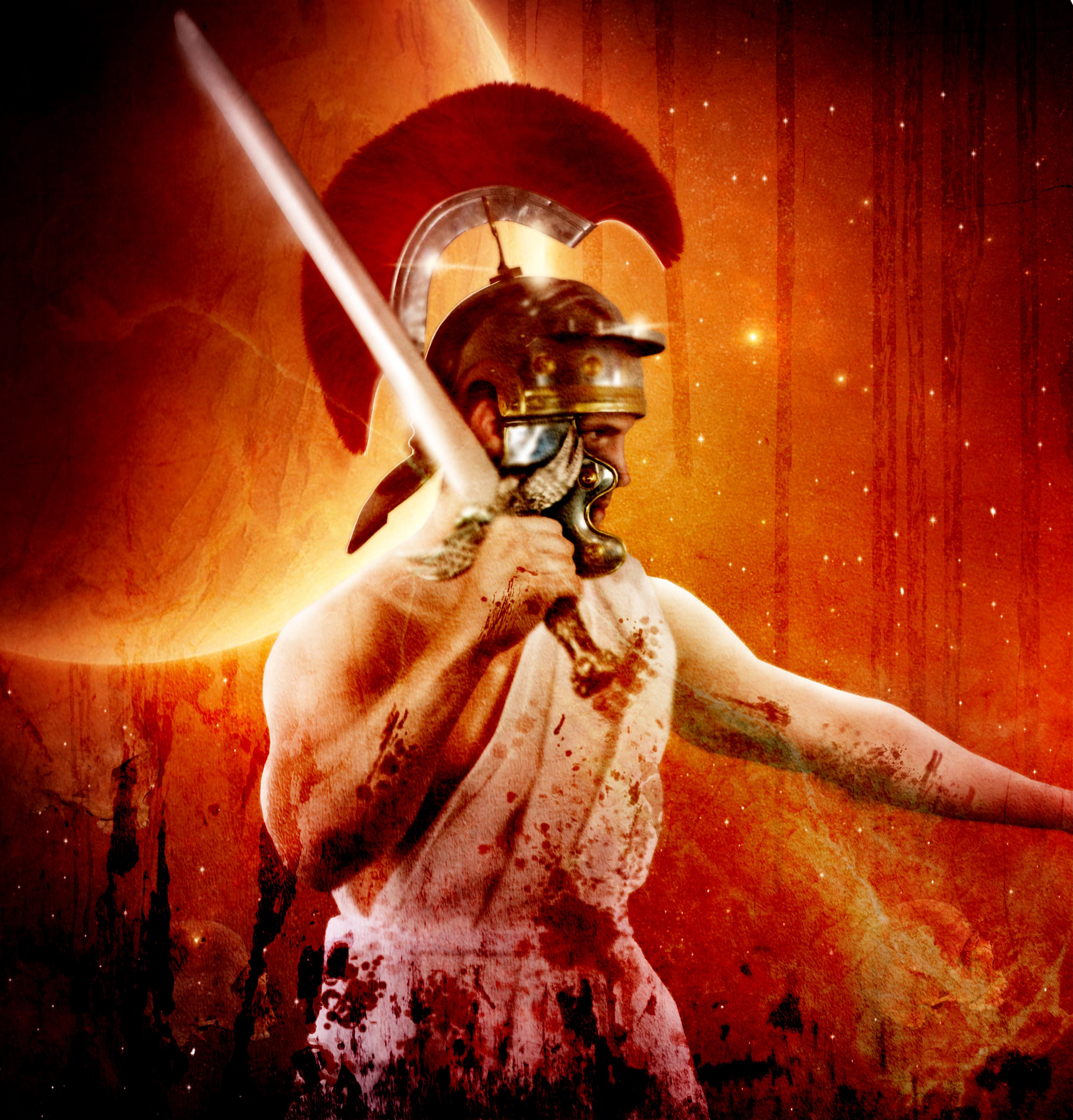Mars, God of War by GhostsandDecay on DeviantArt