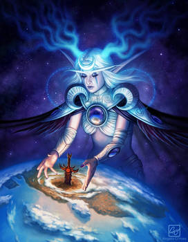 Elune and the Wound in the World