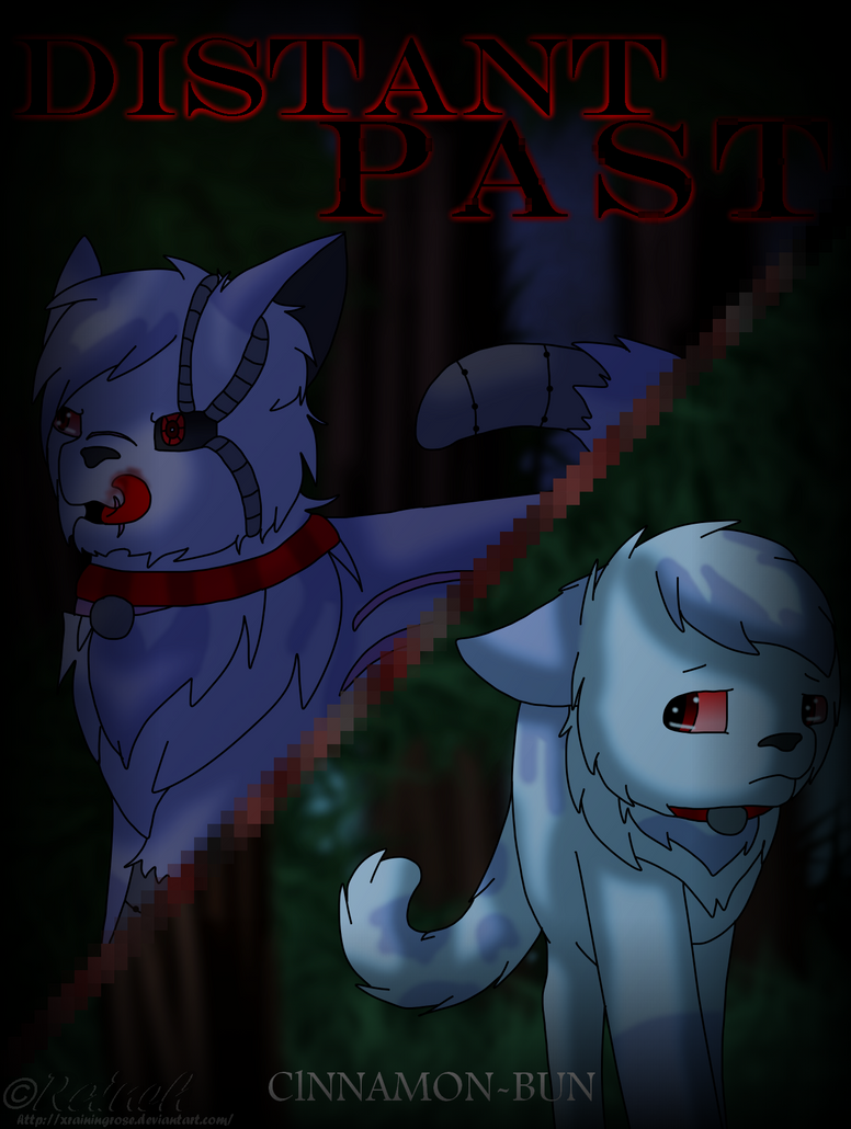 Distant Past - Cover by ClNNAMON-BUN