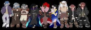 All The Shinrin Gods - Mini Ref