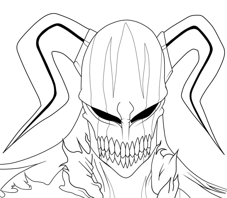 bleach ichigo coloring pages sketch coloring page. bleach coloring ...