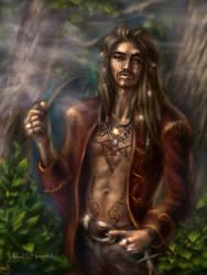 Balari Jones by TheRavenMichaelis