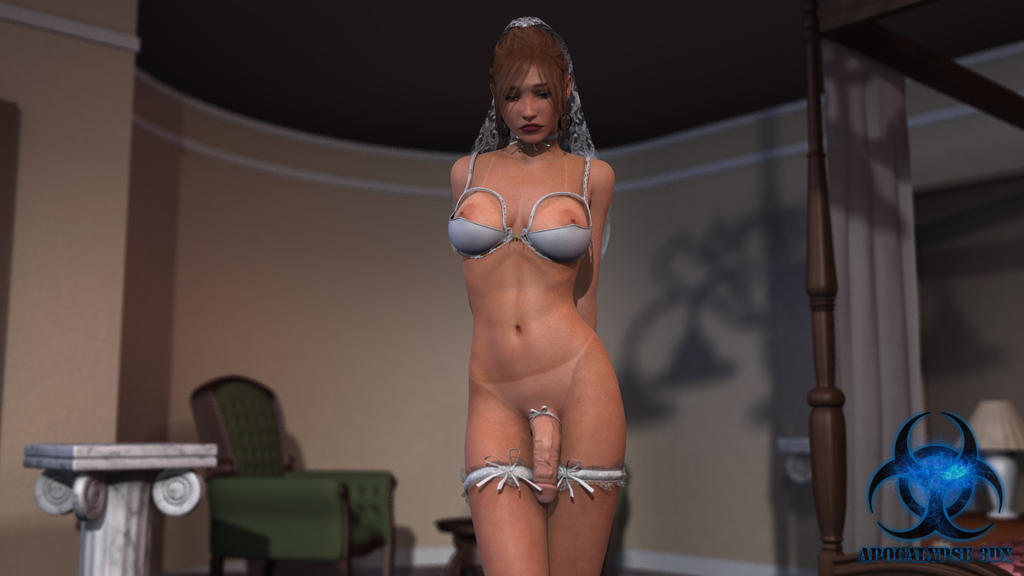 Advanced Preview - Sophie: Sissy Bride Fantasy by Apocalypse3DX