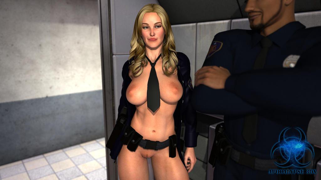Officer Brandi by Apocalypse3DX