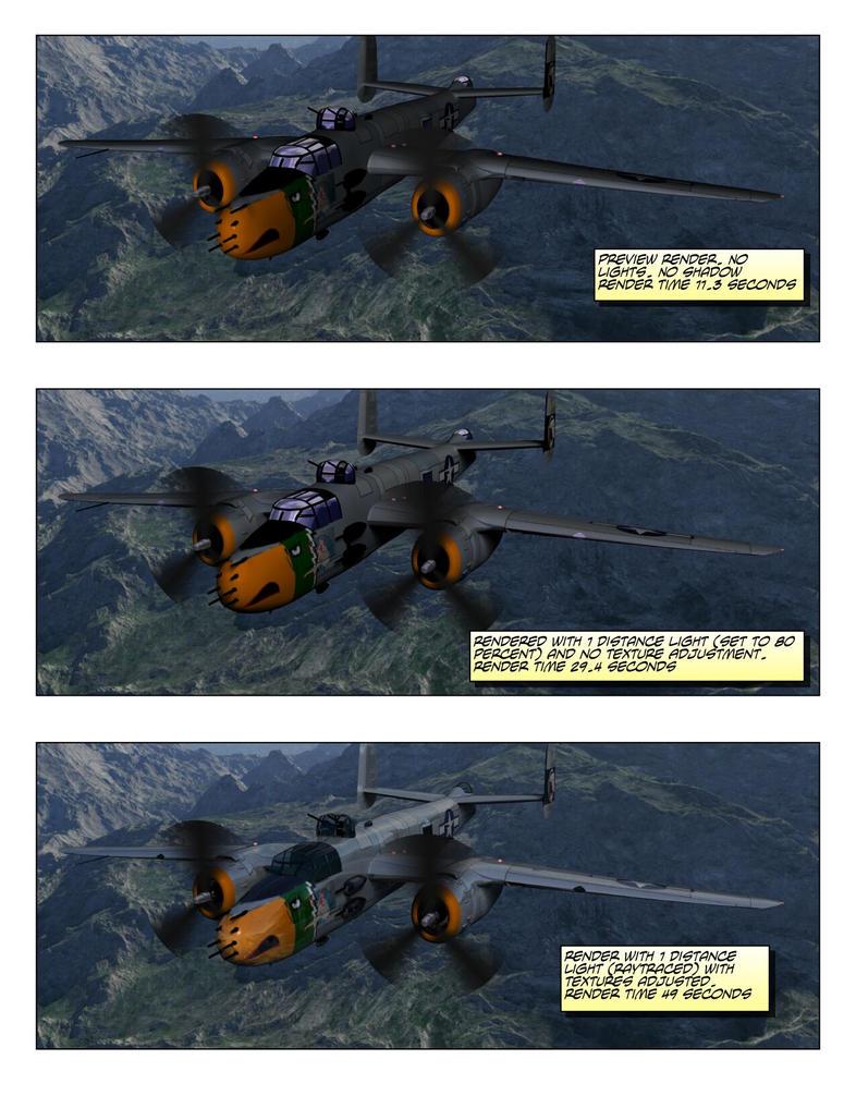 Render Comparison 1 by Apocalypse3DX